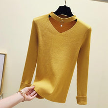 Load image into Gallery viewer, Basic Sweater Women Pullover