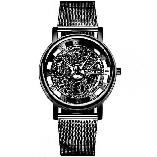 Women's Engraving Hollow Sports Wristwatch