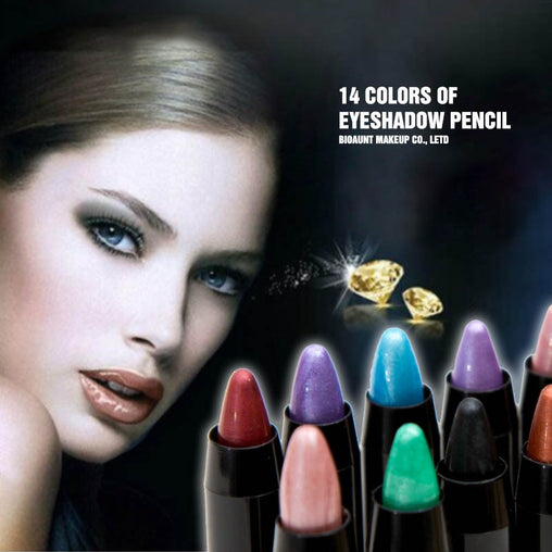 14 Colors Eye Shadow Pencil Makeup