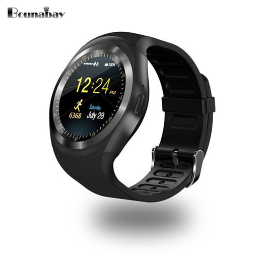 Women's Smart Bracelet Touch Screen Watch