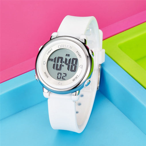 Women Sports Waterproof Watches