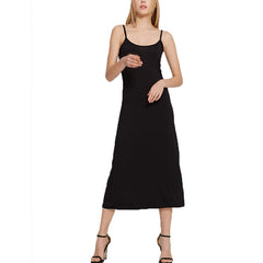 Women Lingerie Long Slip Dress