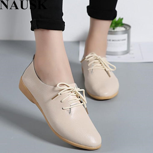 Summer Loafers Women Casual Shoes