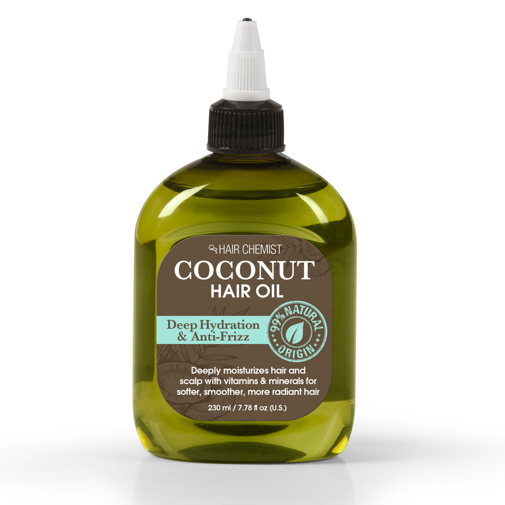 Hair Chemist 99% Natural Hair Oil - Coconut 7.78 oz.