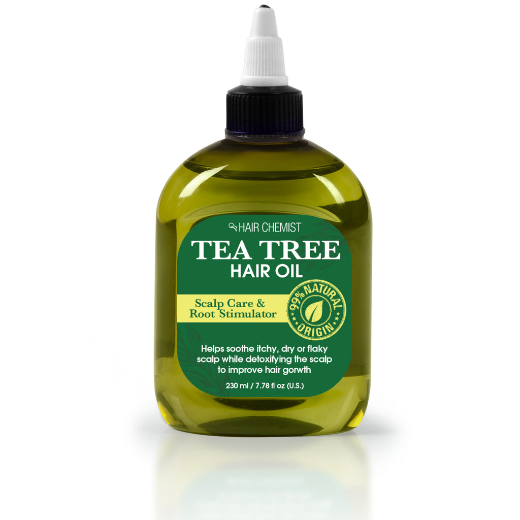 Hair Chemist Tea Tree Hair Oil 7.78 oz.