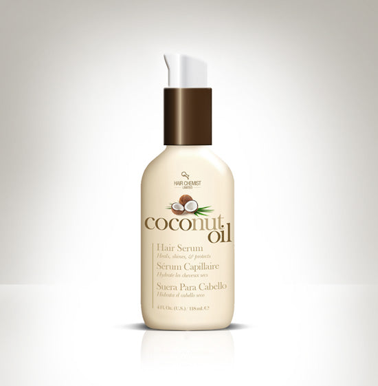 Hair Chemist Coconut Oil Serum 4 oz.