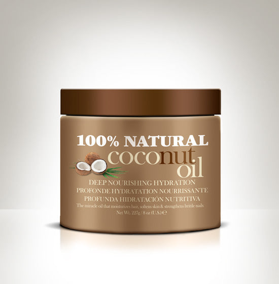 Hair Chemist 100% Natural Coconut Oil 8 oz.