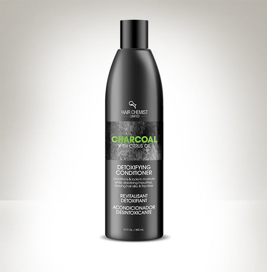 Hair Chemist Charcoal Detoxifying Conditioner 10 oz.