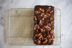 Chocolate Olive Oil Loaf