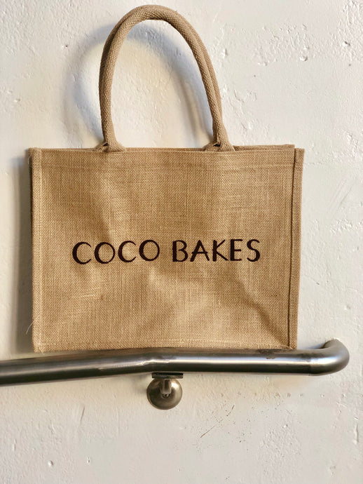 COCO BAKES TOTE