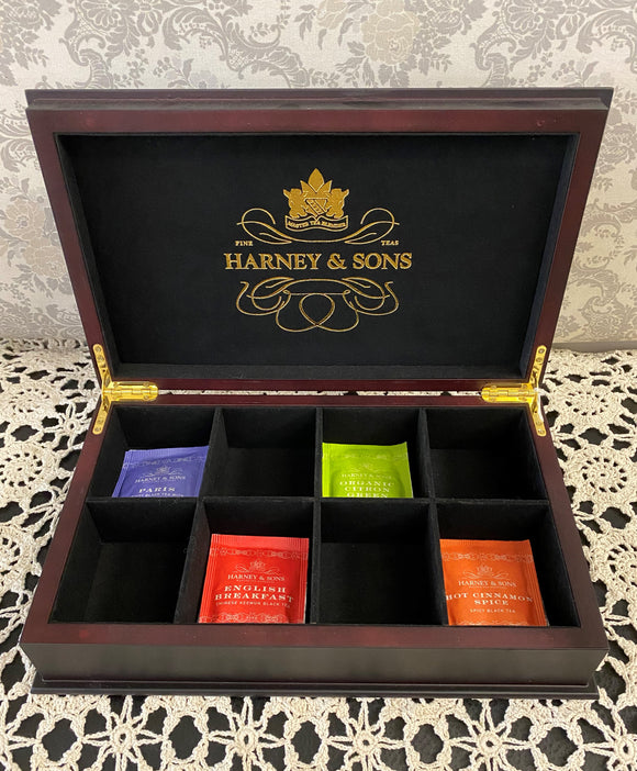 Harney & Sons Large Tea Chest