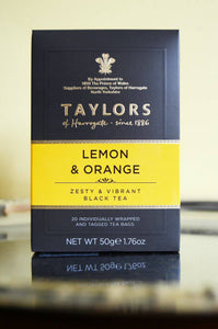 Taylors of Harrogate Lemon and Orange