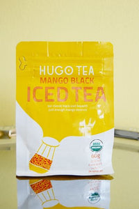 Hugo Iced Mango Black