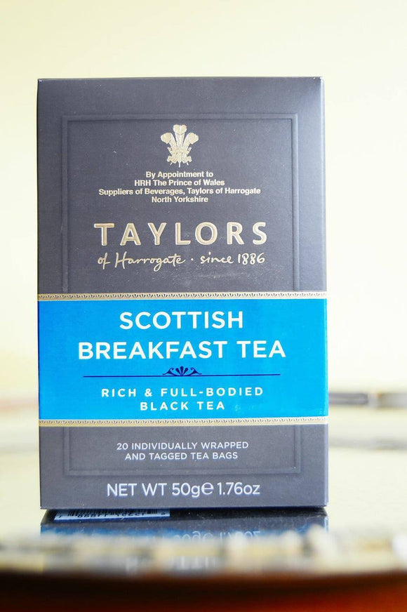 Taylors of Harrogate Scottish Breakfast