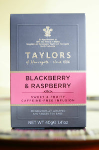 Taylors of Harrogate Blackberry and Raspberry