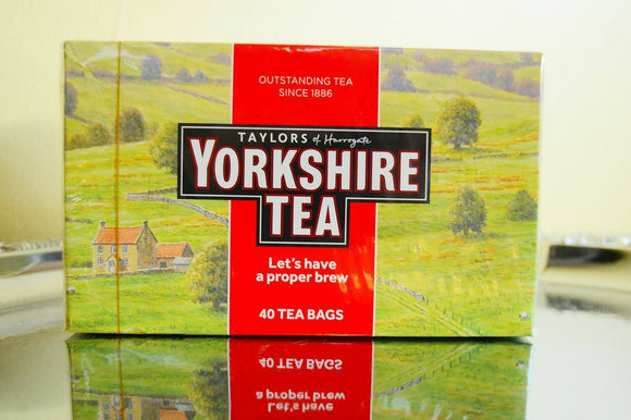 Yorkshire Red Tea - 40 Bags