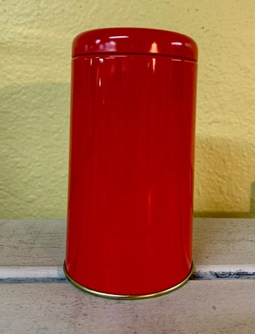 Medium Round Tea Tin