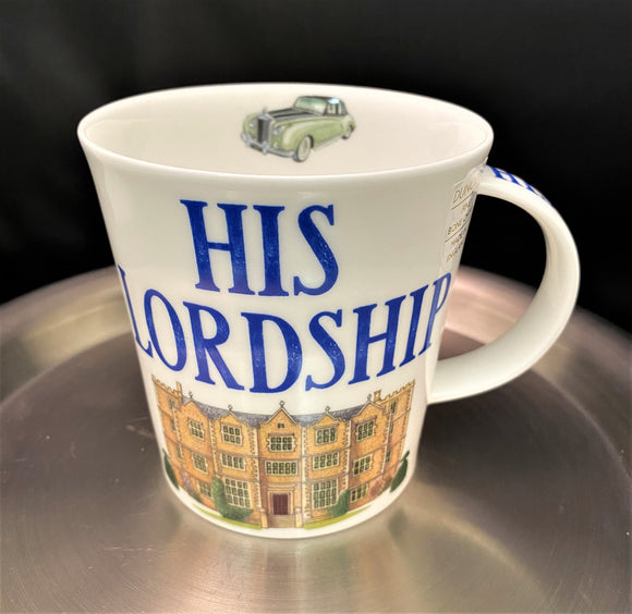 Dunoon Cairngorm His Lordship Mug