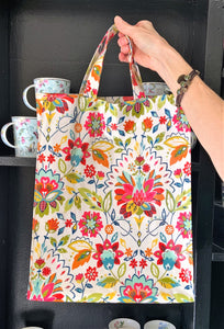 Ulster Weavers Bountiful Floral Medium PVC Bag
