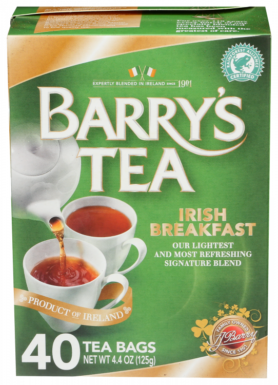 Barry's Tea Irish Breakfast - 40 Bags