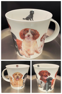 Dunoon Cairngorm Dogs & Puppies # 2 Mug