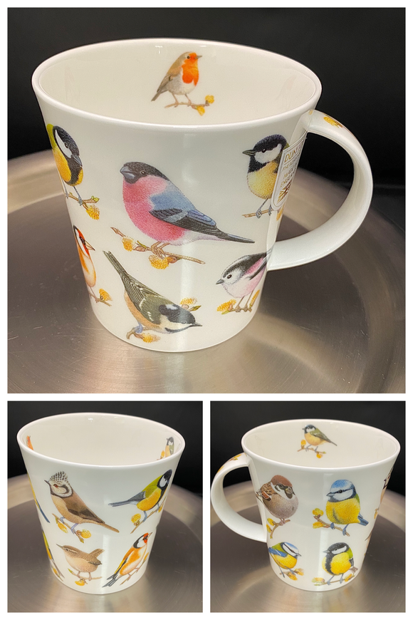 Dunoon Cairngorm Song Birds 1 Mug