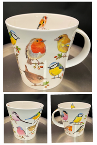 Dunoon Cairngorm Song Birds 2 Mug