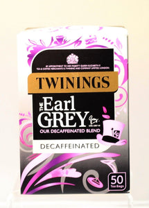 Twinings Decaffeinated Earl Grey