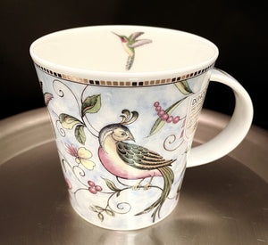 Dunoon Lomond Avalon Bird Mug