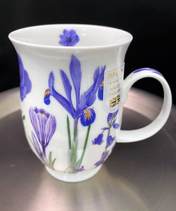 Dunoon Suffolk Purple Sonata Mug
