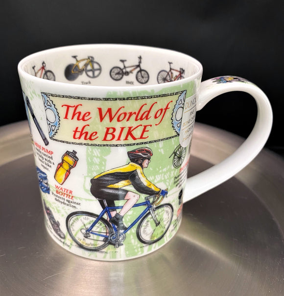 Dunoon Orkney World of Bike Mug