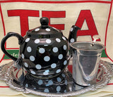 Farmhouse Filter Teapot 36 oz