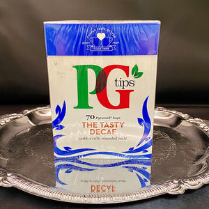 PG Tips Decaffeinated - 70 Bags