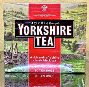 Yorkshire Red Tea - 80 Bags