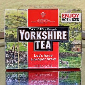 Yorkshire Red Tea - 10 Bags