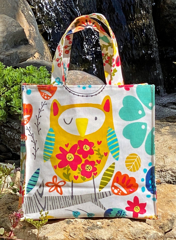Ulster Weavers Twit Twoo Small PVC Bag