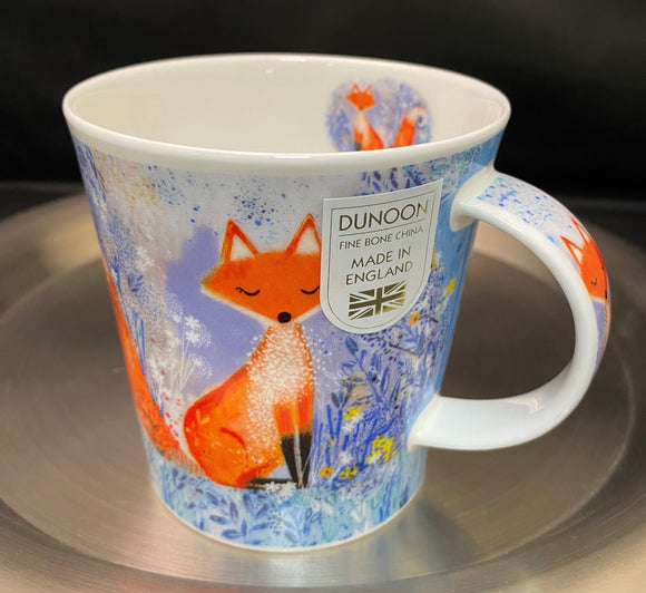Dunoon Lomond Mystic Wood Fox Mug
