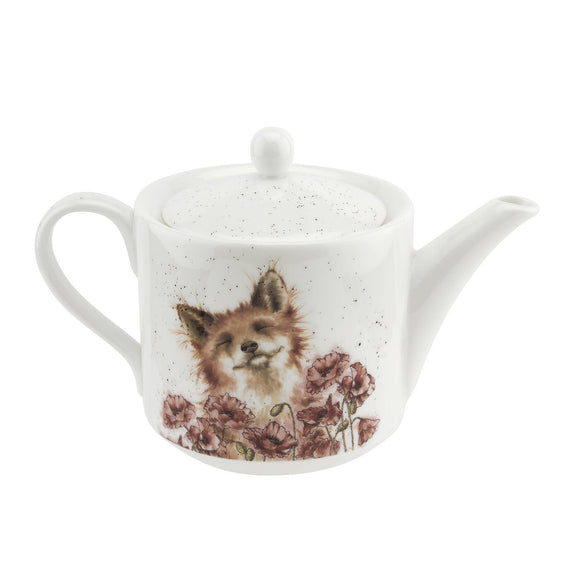 Wrendale Fox Teapot