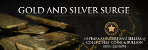 Have you seen whats going on with gold & silver?
