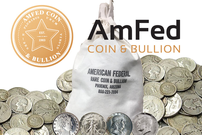 90% Silver Bag - $1000 Face Value (715oz)