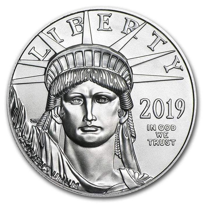 $100 Platinum Eagle 1 oz. .9995 BU (Our Year Choice)