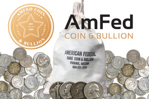 90% Silver Quarter Bag - $250 Face Value