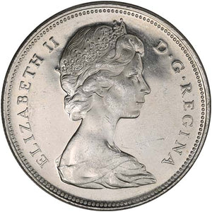 Canadian Silver Dollar