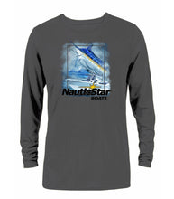 Load image into Gallery viewer, Deep Sea Men's Long Sleeve Performance T-Shirt