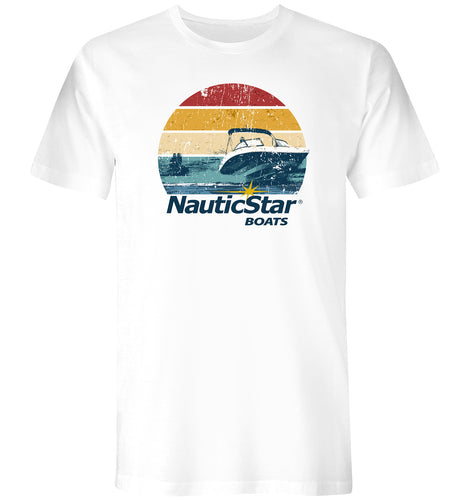 NS Retro Sunset T-Shirt