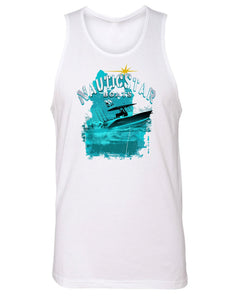 NS Boats Men's Tank Top
