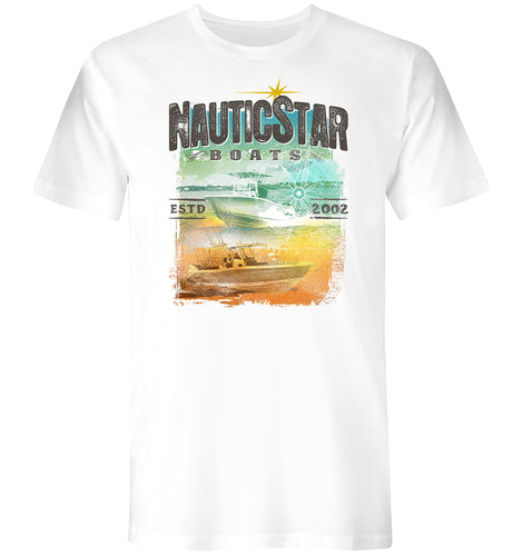 NS Boating Men's T-Shirt