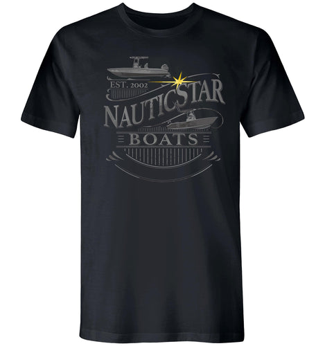 NS Classic Boating Men's T-Shirt