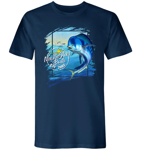 NS Mahi Coastal Men's T-Shirt
