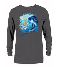 Load image into Gallery viewer, Mahi Coastal Men's Long Sleeve Performance T-Shirt